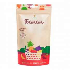 Zelenika healthy fruit snack from Banana 20g