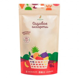 Zelenika healthy snack from the Garden Assorted 20g